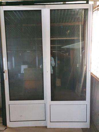 Portas e portadas de alumínio