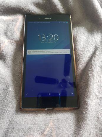 Telefon Sony Xperia Z ultra +etui i części