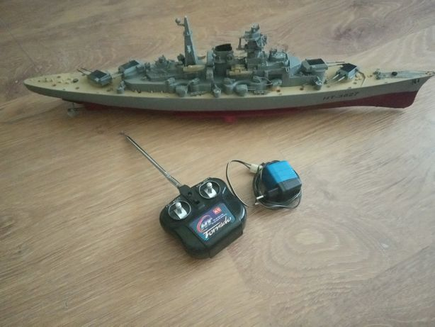 Корабль водный на радиоуправлении