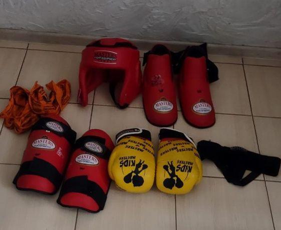 Zestaw  do kickboxingu