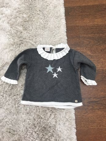 Camisola da marca paz rodrigues tamanho 12 meses linda nova