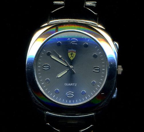 Relógio Ferrari Quartz Japan Stainless