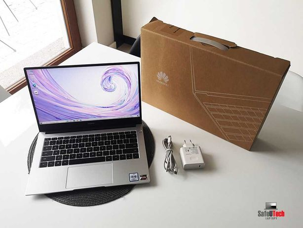Huawei Matebook D14 Ryzen 5 8GB 512SSD VEGA USB-C