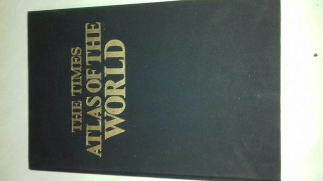 Атлас світу света.atlas of the world