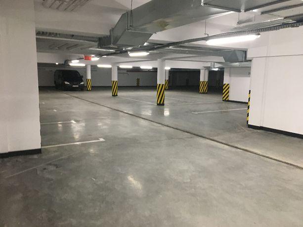 Parking Miejsce Postojowe Garaż Centrum Nowe Forty Kusocińskiego
