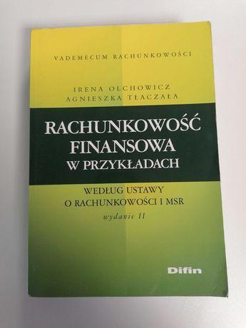 Rachunkowość Finansowa w Przykładach I. Olchowicz, A. Tłaczała