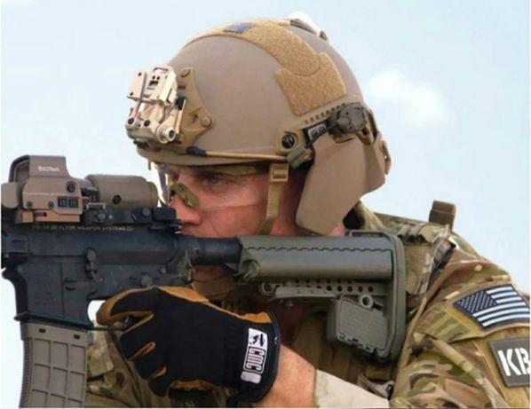 Helm taktyczny ASG Painball Airsoft NOWY