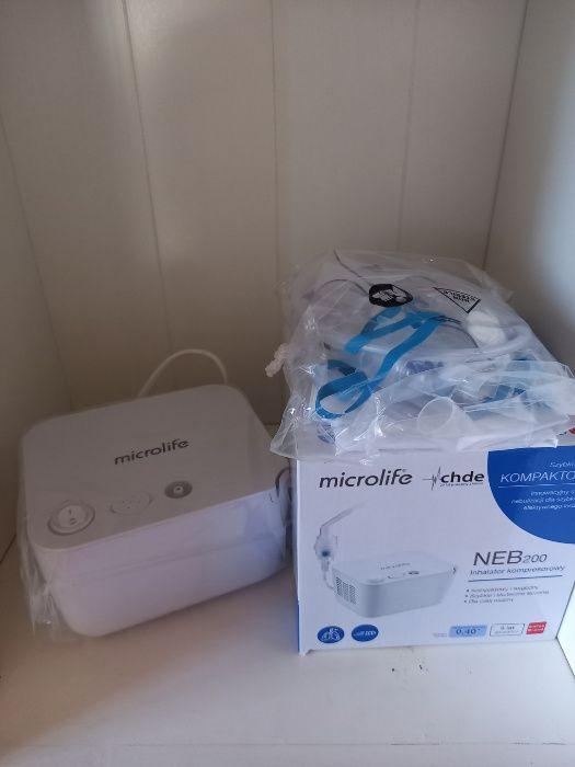 Inhalator firmy Mikrolife , model NEB 200 Drawsko Pomorskie - image 1