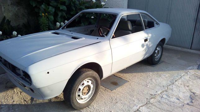 """Lancia Beta 1300 coupé """"restauro"""""""