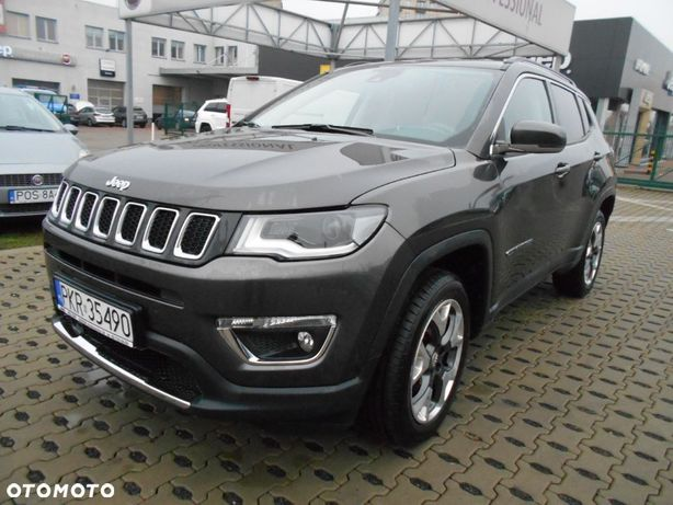 Jeep Compass Limited 1,4 TMair 170 KM Automat