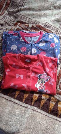 Pajac pidżama 98/104