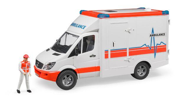 Bruder МВ Sprinter скорая помощь(02536)