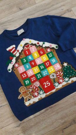Новогодний family look . Новогодний свитер. Новогодняя кофта.