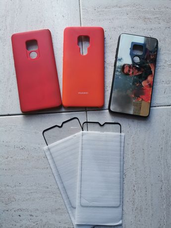 Huawei Mate 20 e iPhone 11 Pro