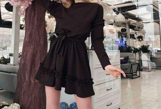 Продам чорне тонке плаття