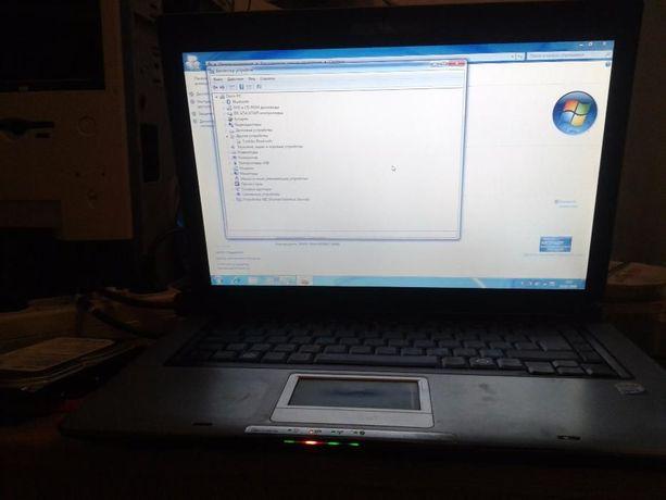продам ноутбук ASUS X50VL по запчастям