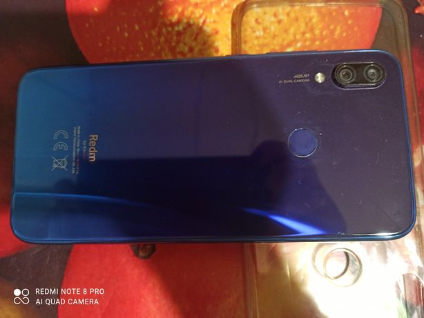Xiaomi redmi note 7 global 4/64