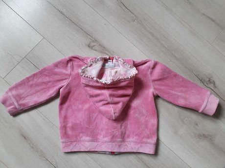Bluza z kapturem rozmiar 92