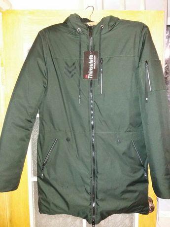 Мужская зимняя фирменная куртка