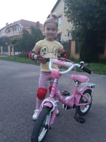 Велосипед 12 діаметр