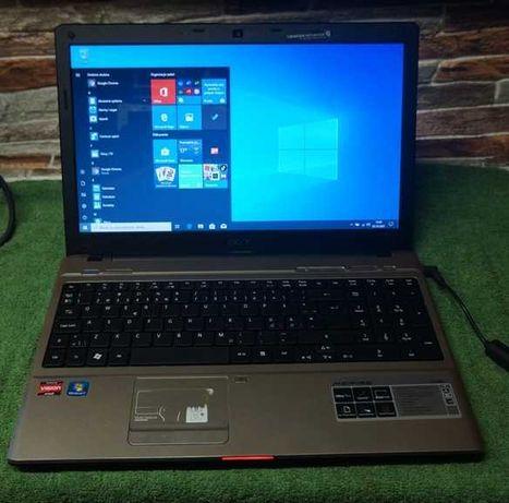Acer Aspire 5538 15/6 4gb dysk ssd