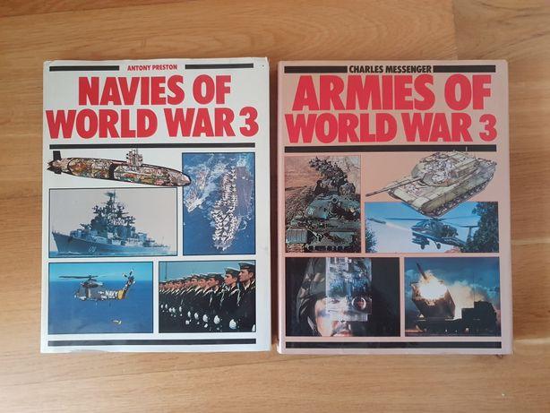 Książki Wojna Światowa angielski zestaw ilustracje historia