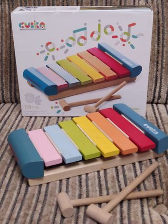Cubika ксилофон 18м