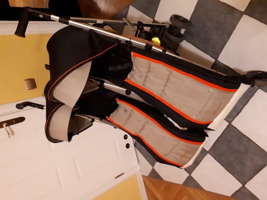 Śpiworki do wózka be cool twin. Śpiwory zamienię na lego Poznań - image 1