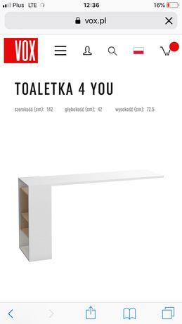 Vox 4 you Komoda plus toaletka