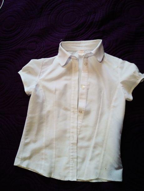 Bluzeczka biała 134