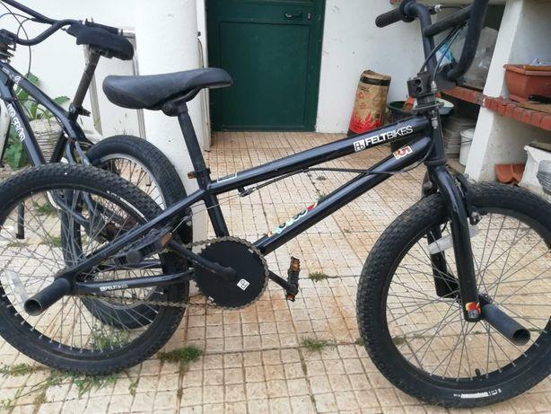 Bicicleta BMX Street