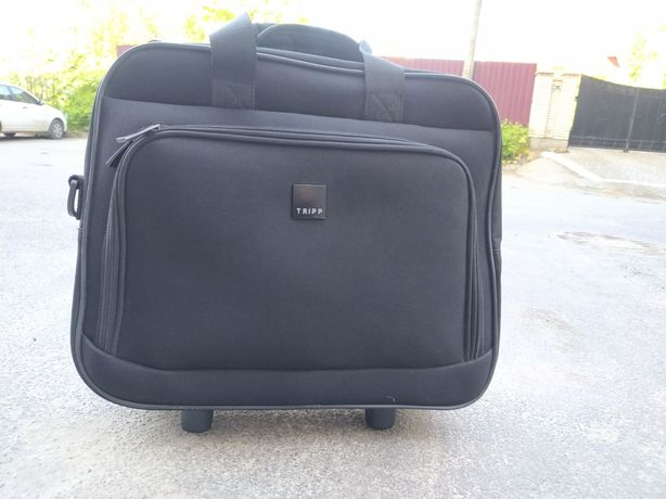 сумка дорожная на колесах tripp