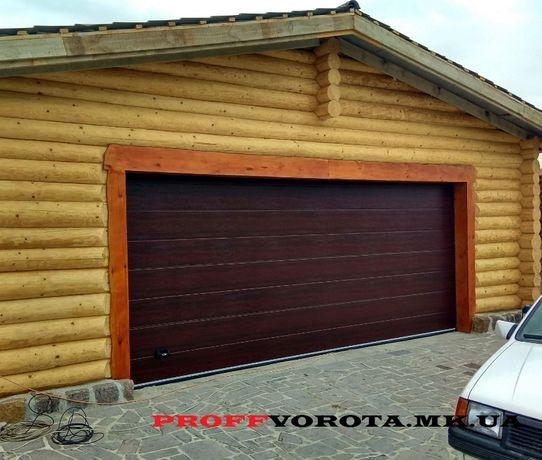 3,0*2,0м.Автоматические гаражные ворота Alutech,Doorhan,Kruzick-Херсон