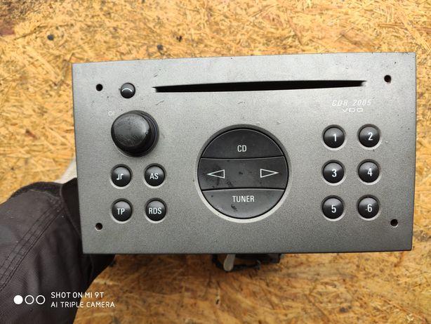 Radio samochodowe fabryczne opel cdr2005