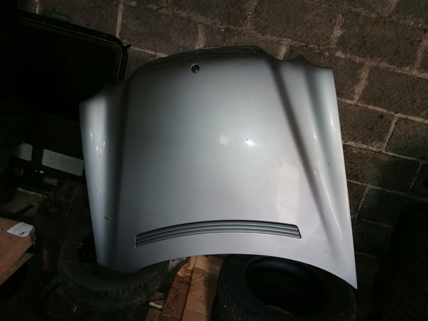 Maska Mercedes  w210 srebrna  e klasa