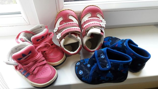 Взуття дитяче 120грн за пару