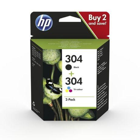 Pack Tinteiros HP 304