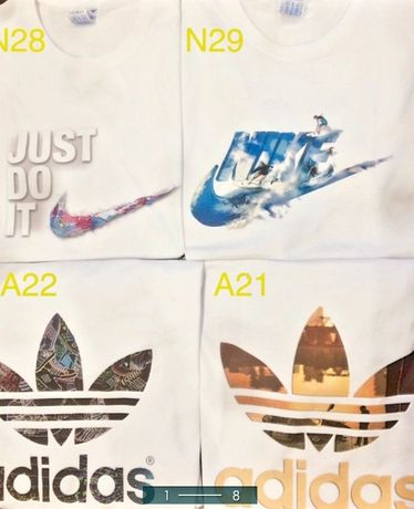 Koszulki Boss Calvin klein Adidas Nike dziecięce