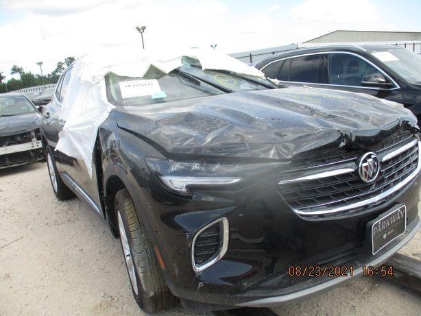 Buick Envision Preferred 2021 Black 2.0L