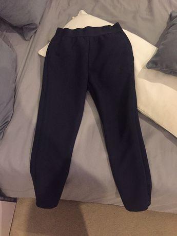 Calcas de fato treino/leggings adidas S azul marinhosj