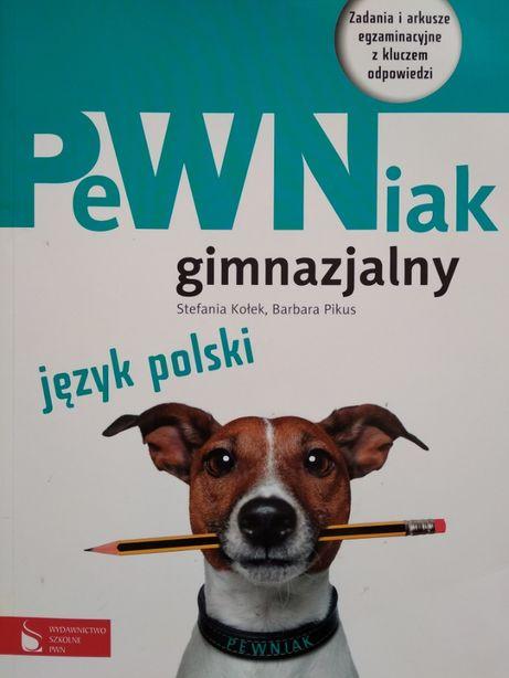 PeWNiak gimnazjalny język polski