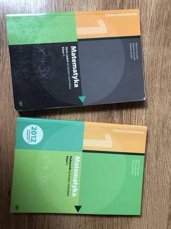 Podręcznik i zbiór zadań matematyka