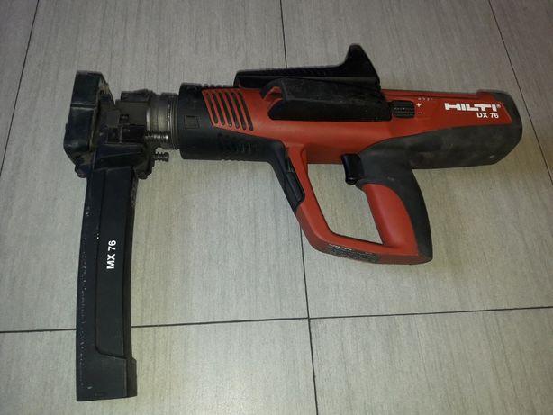 Osadzak pół-automatyczny Hilti DX 76