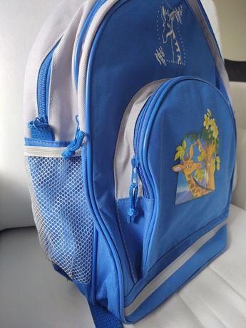 Plecak szkolny tornister niebieski dla chłopca dziewczynki