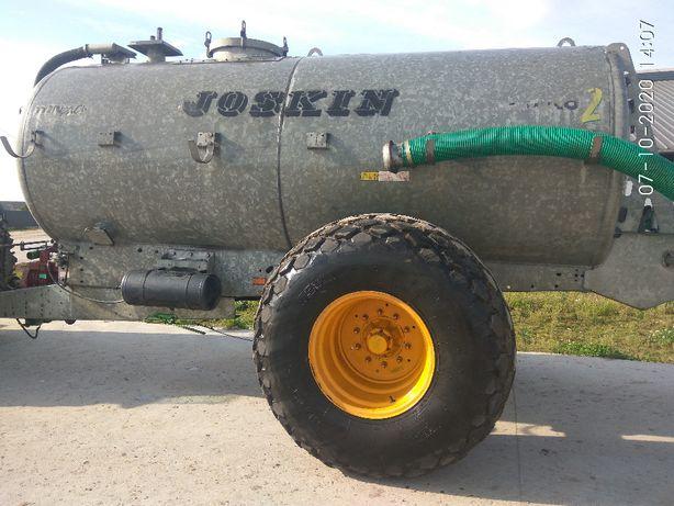 Beczka Beczkowóz Wóz asenizacyjny Joskin 10000l (I właściciel)