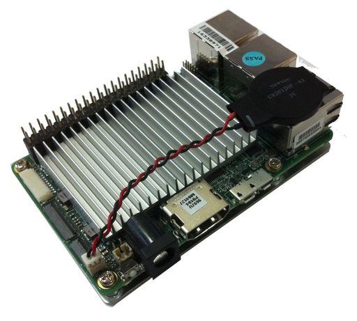 Poteżny Minikomputer UpBoard Intel Atom x4/4GB/32GB eMMC (RaspberryPi)
