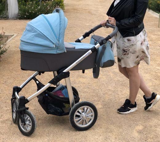 Коляска польская Baby Design Dotty 2 в 1
