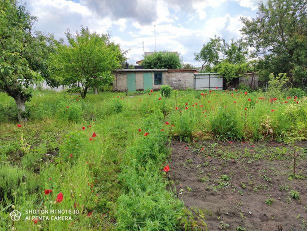 Дачный участок 6 соток с домиком на Чайке общество Здоровье