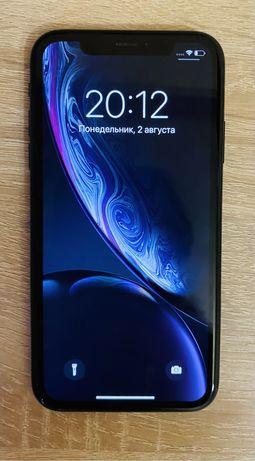 Продам телефон IPhone xr 64 в идеальном состоянии,неверлок
