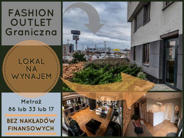 Lokal 33 mkw na wynajem - salon fryzjerski Wrocław Fabryczna Graniczn